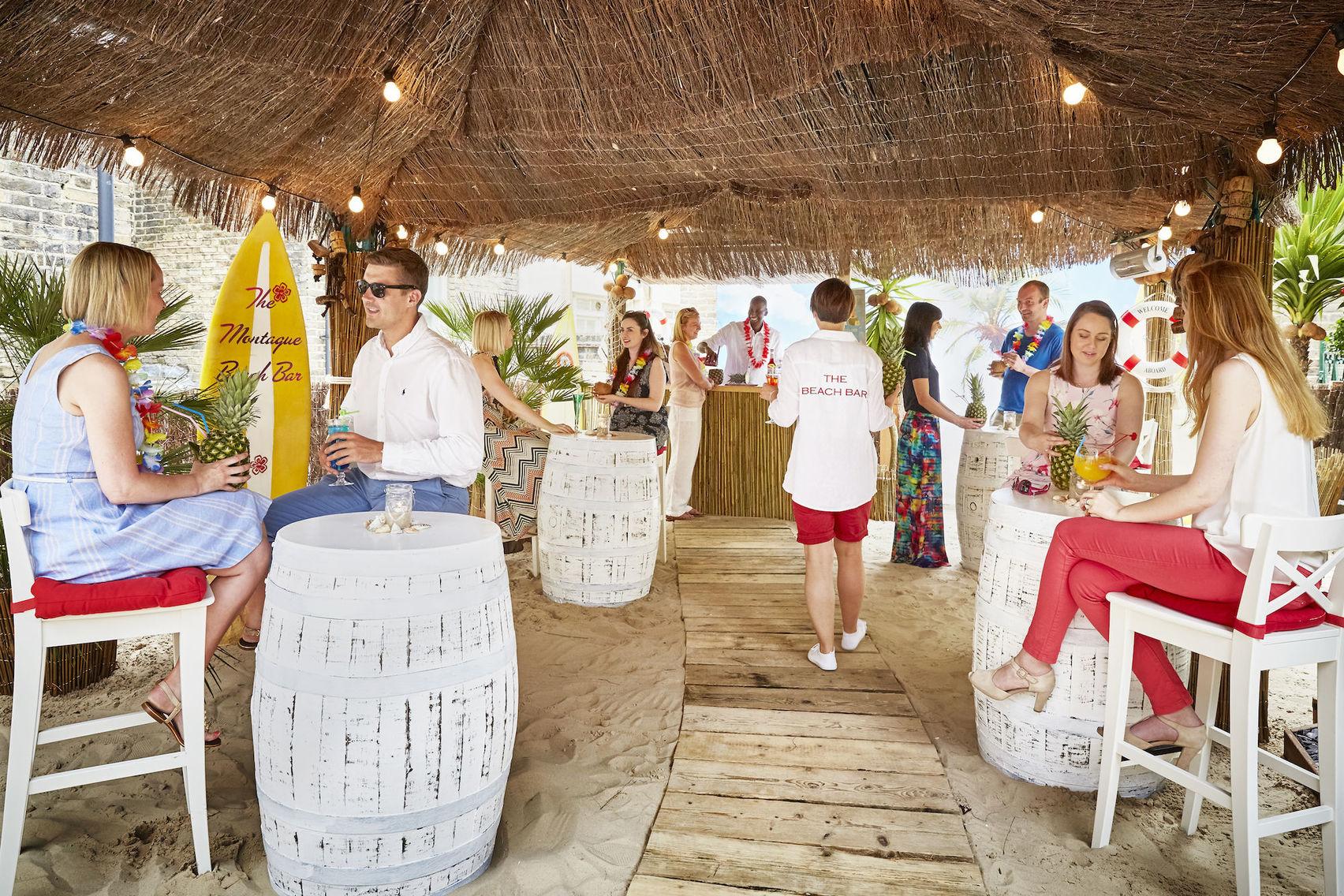 The Beach Bar, The Montague on the Gardens