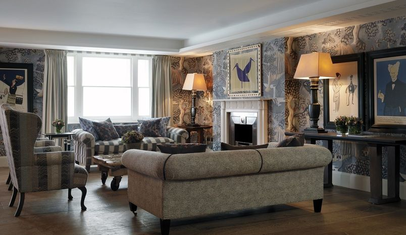 Nash Room, Haymarket Hotel
