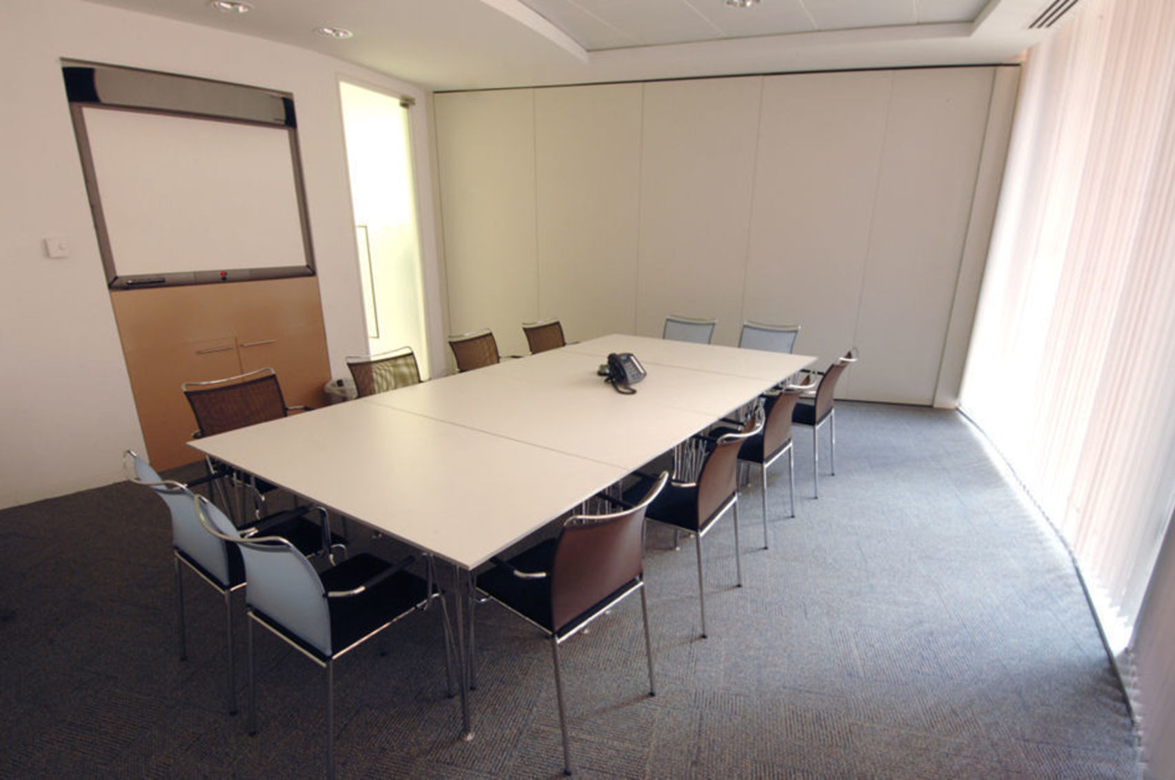 Boardroom, The Work Foundation
