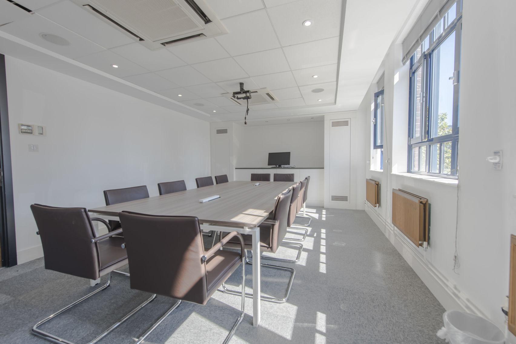 Neal Street Meeting Room, One Neal Street