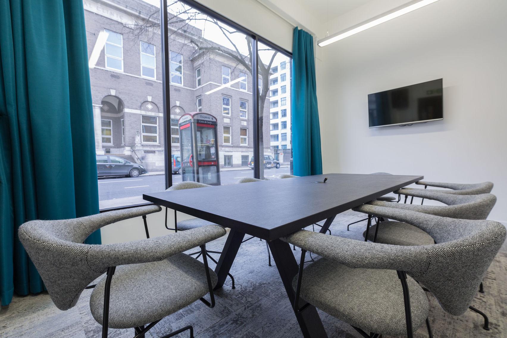 Grays Inn Road Meeting Room, Grays Inn Road