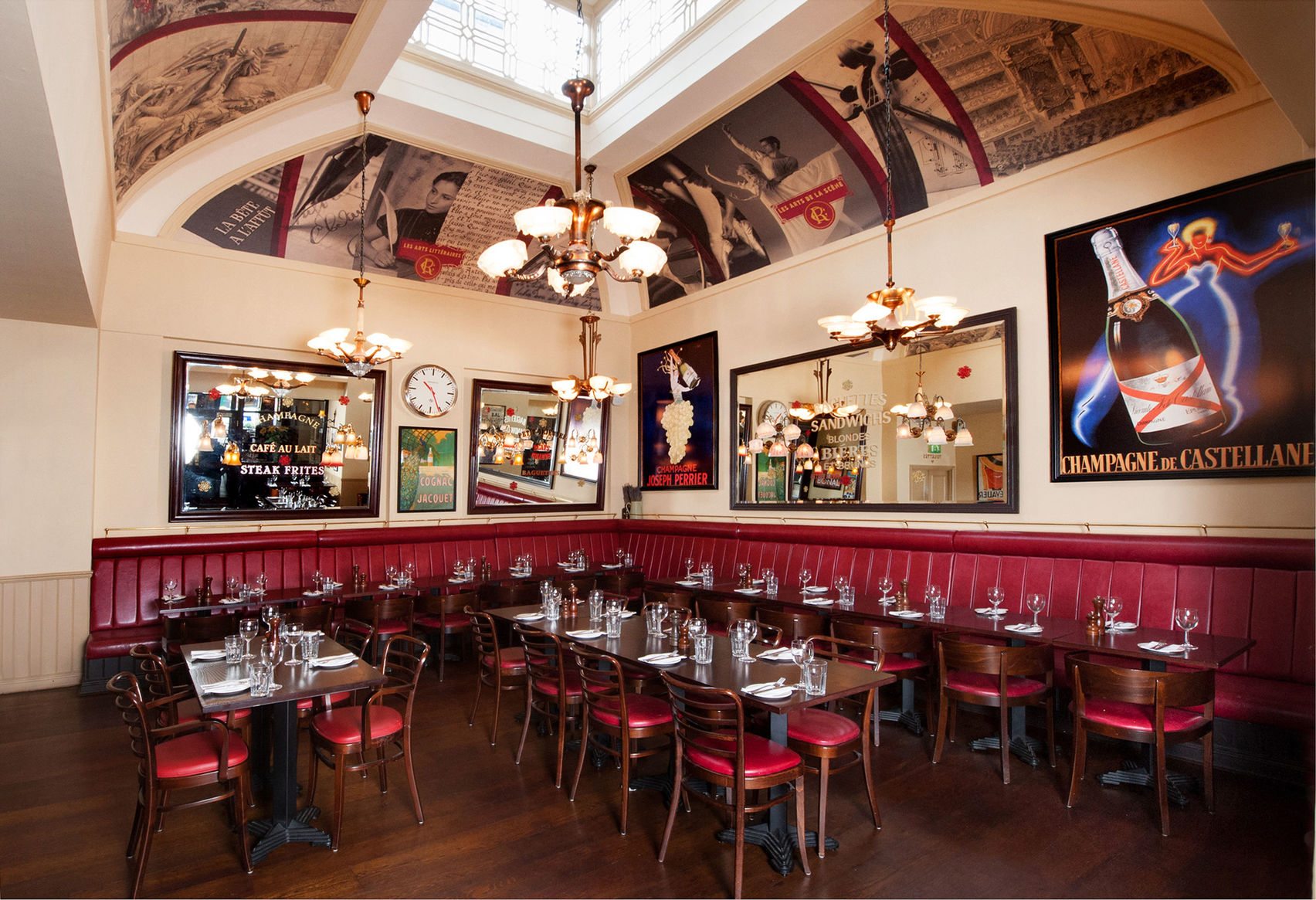 Book Private Dining Room, Cafe Rouge Edinburgh (Edinburgh) – HeadBox