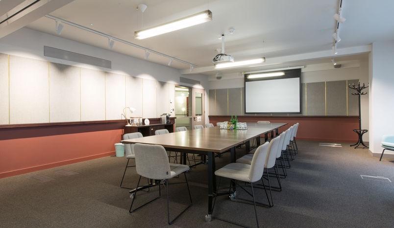 Meeting Room Four, Bloomsbury Way