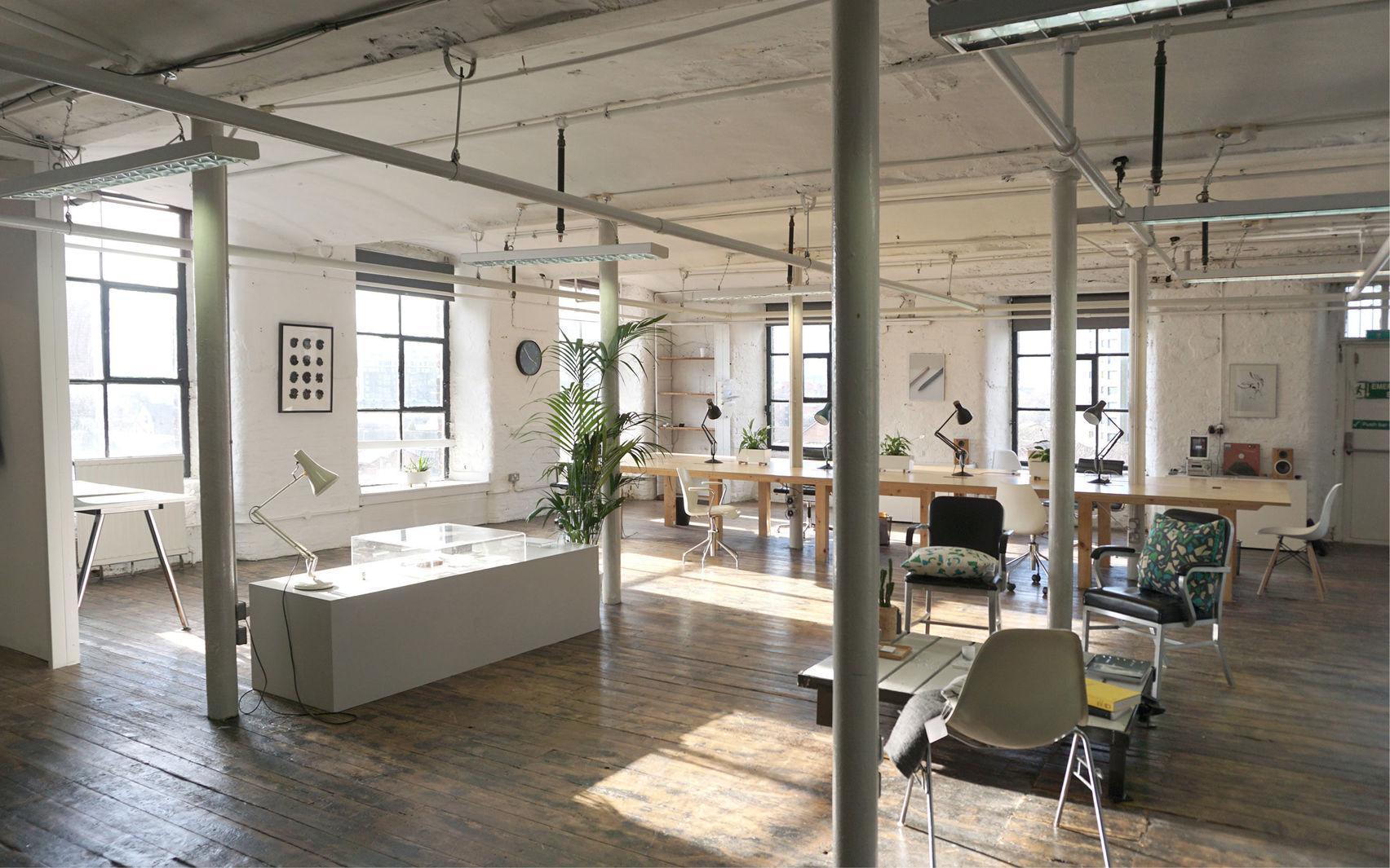 Event, studio, workshop, meeting room, open plan, FOURTHFLOOR