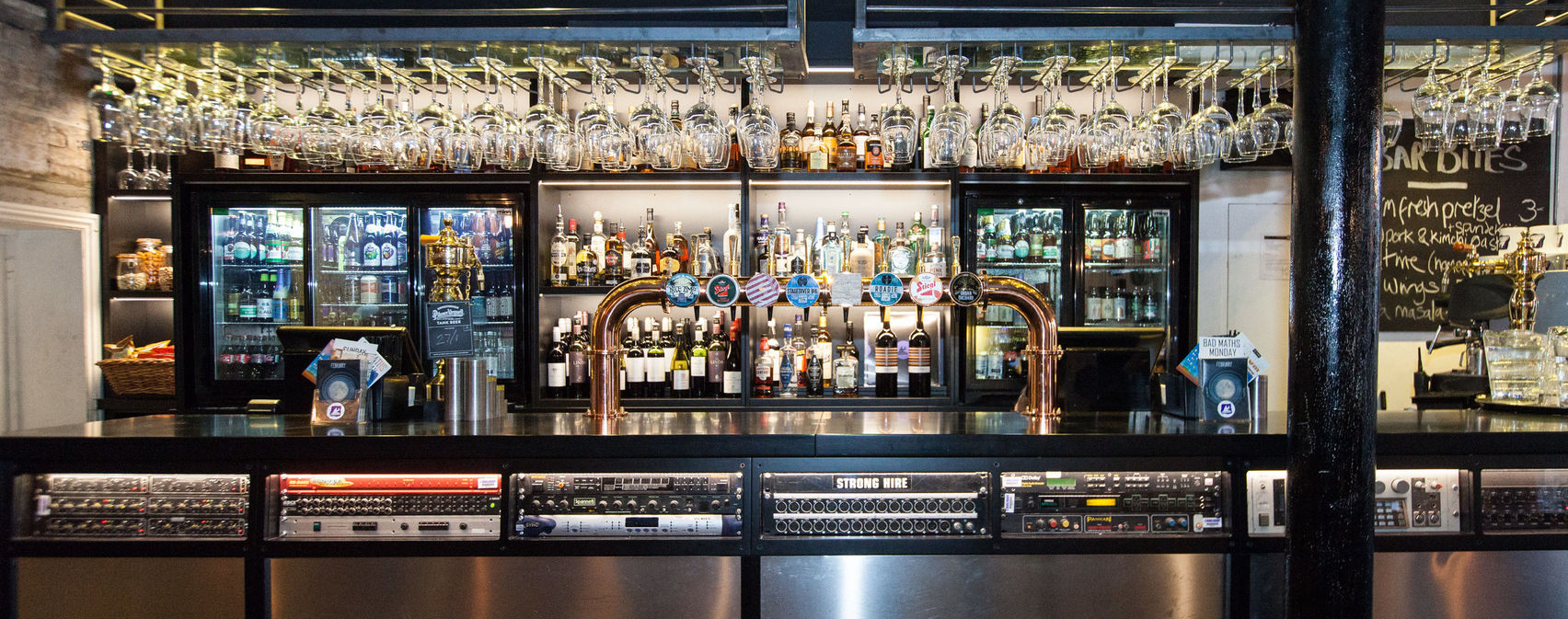 Rivington St Bar, Strongroom Bar & Kitchen