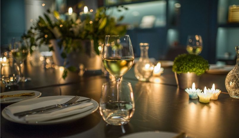 Private Dining, The Ampersand Hotel
