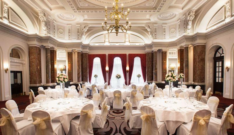 The Ballroom, Amba Hotel Charing Cross