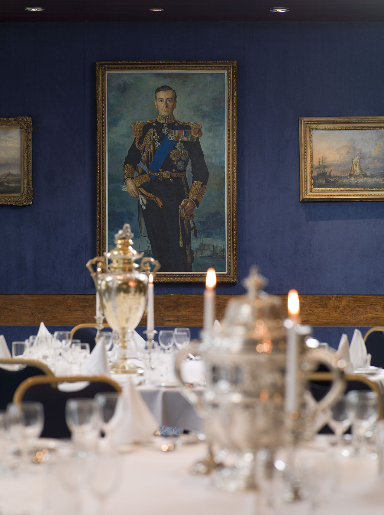 Mountbatten Suite, Royal Thames Yacht Club