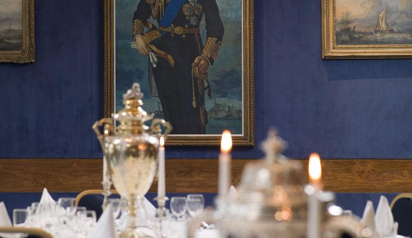 Mountbatten Suite, Royal Thames Yacht Club