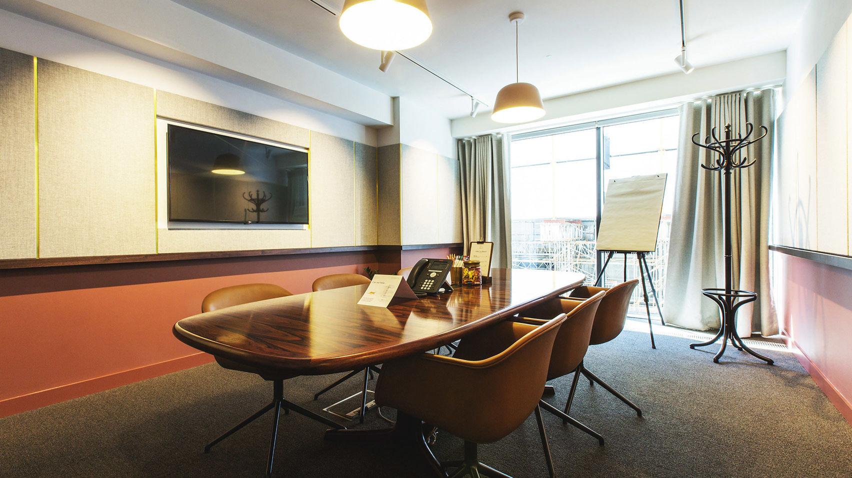 Meeting Room 2 , 10 Bloomsbury Way