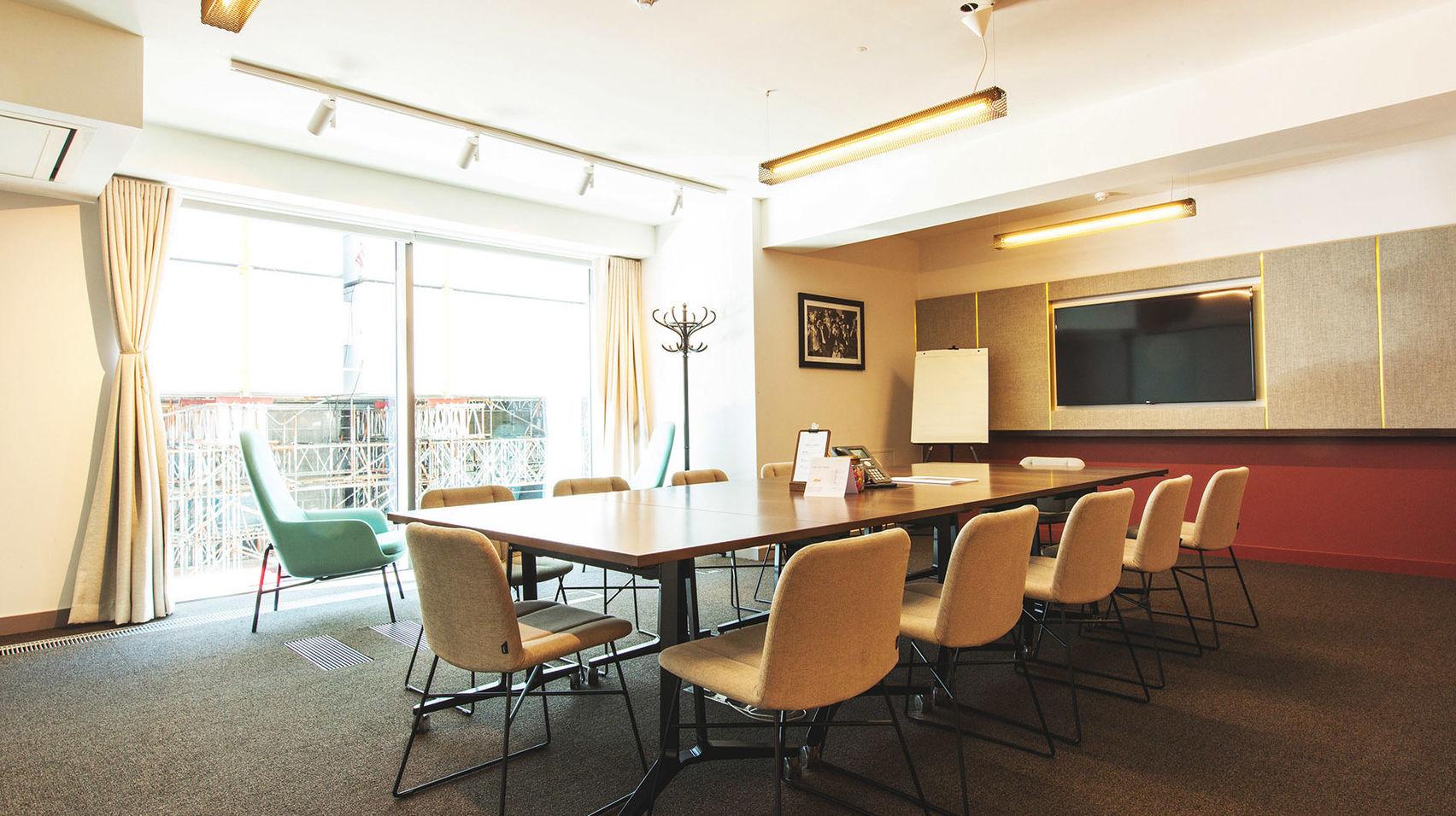 Meeting Room 3, TOG, 10 Bloomsbury Way