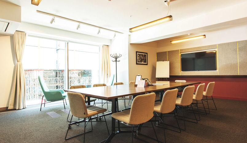 Meeting Room 3, 10 Bloomsbury Way