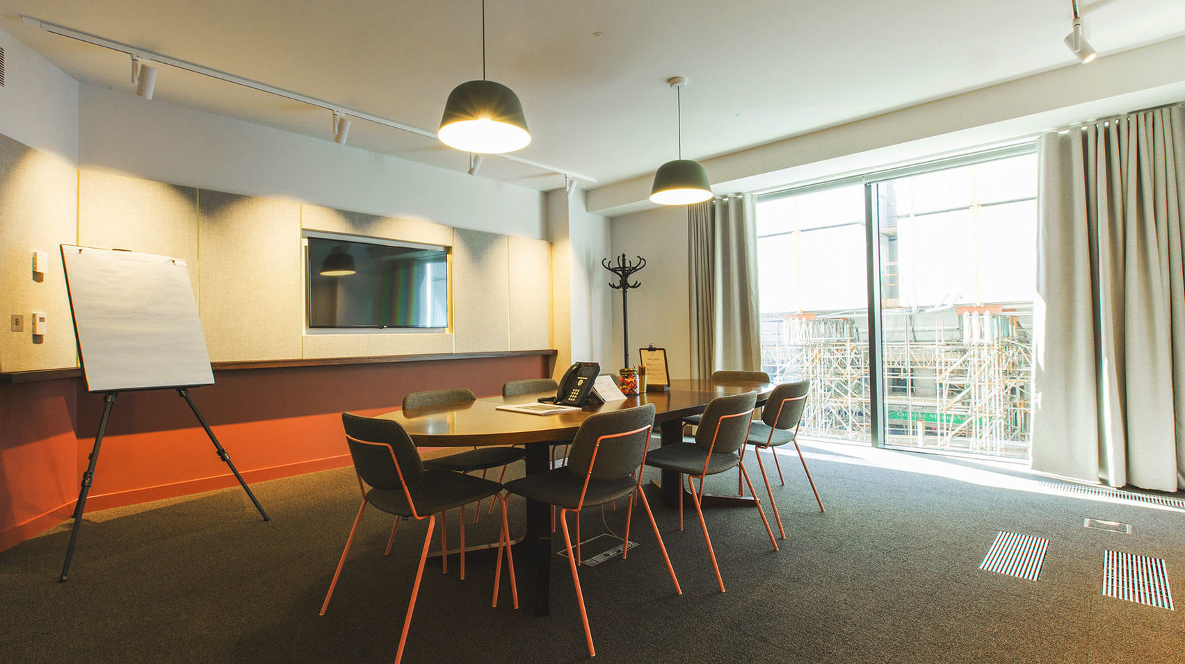 Meeting Room 5, TOG, 10 Bloomsbury Way
