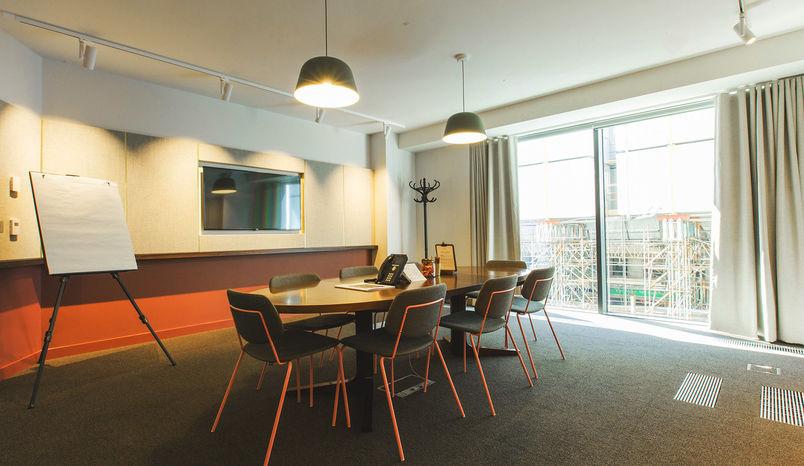 Meeting Room 5, 10 Bloomsbury Way
