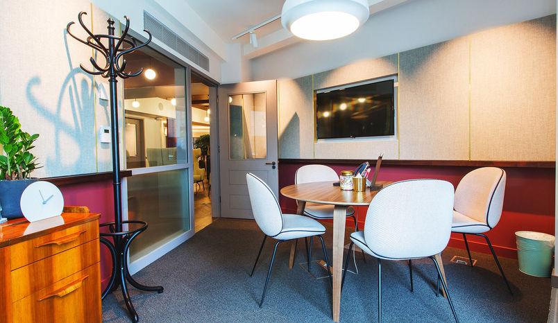 Meeting Room 6, 10 Bloomsbury Way