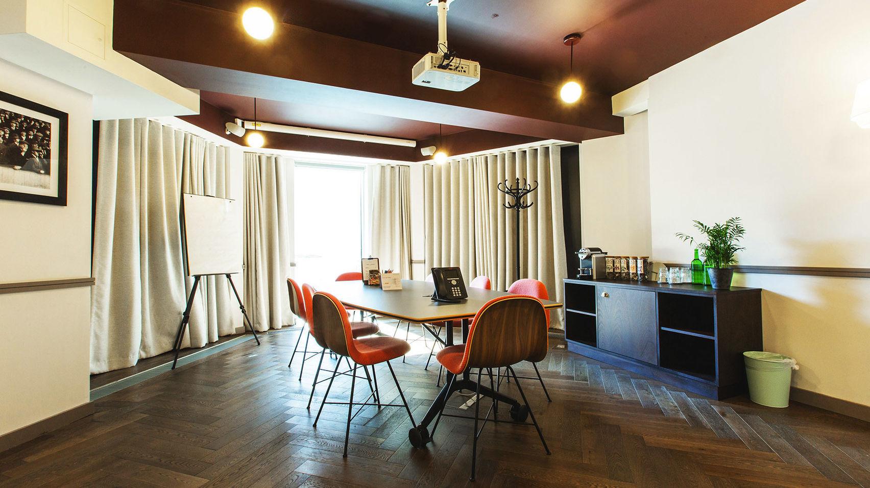 Meeting Room 7, TOG, 10 Bloomsbury Way