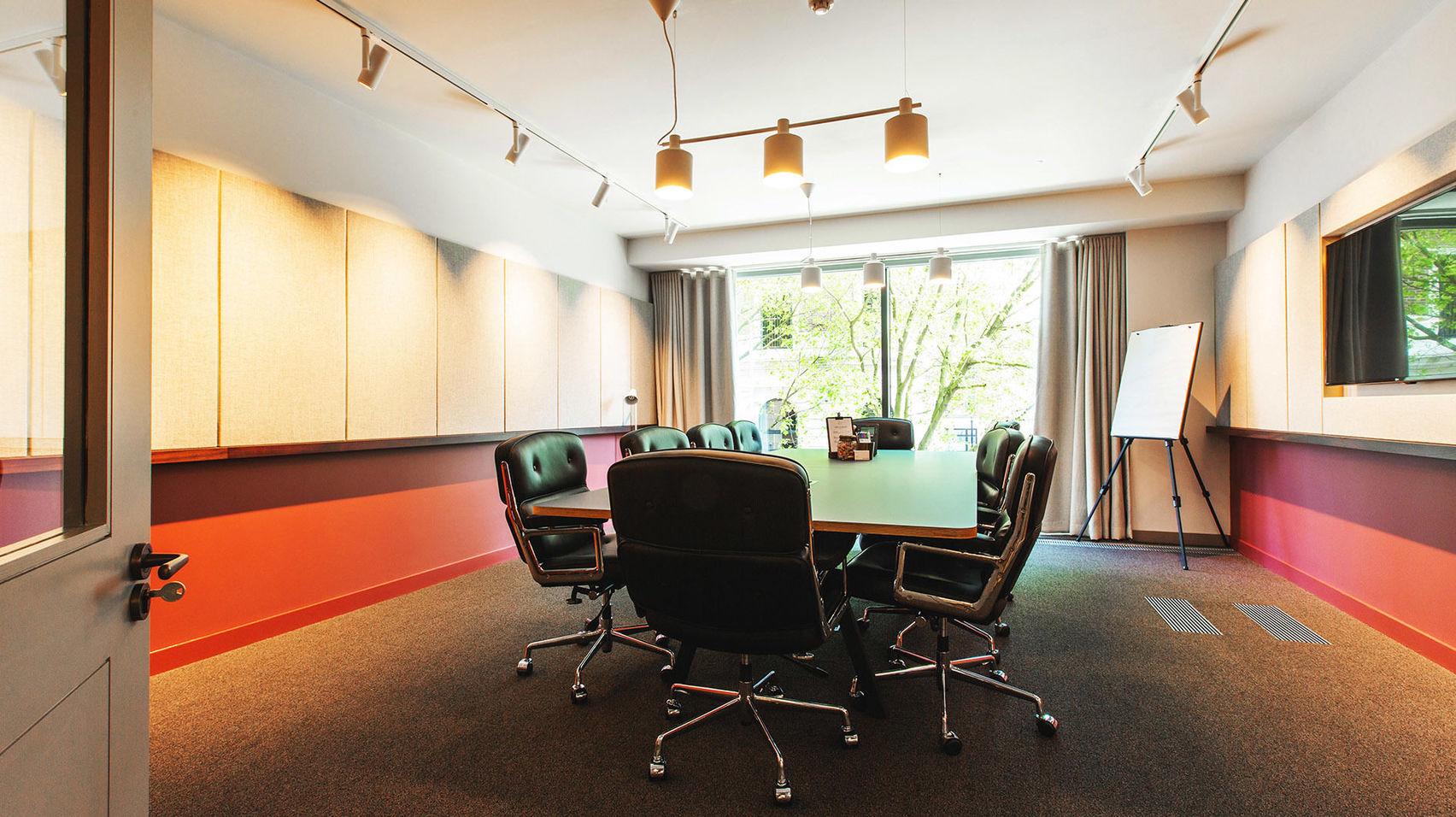 Meeting Room 9, TOG, 10 Bloomsbury Way