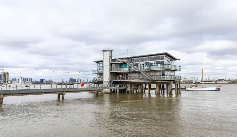The Clubhouse, Greenwich Yacht Club