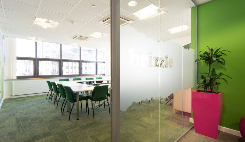 Contemporary Meeting Room - Brizzle, The Waterfront