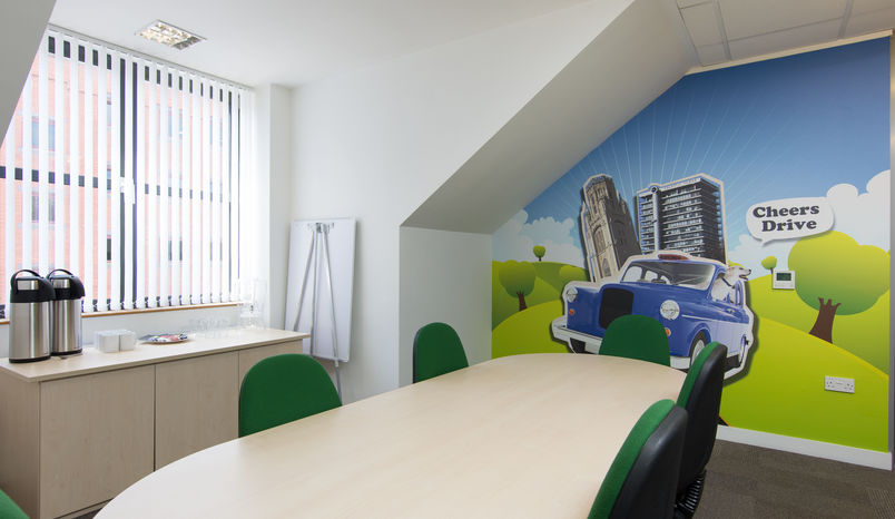 Meeting/Training Room - Cheers Drive, The Waterfront