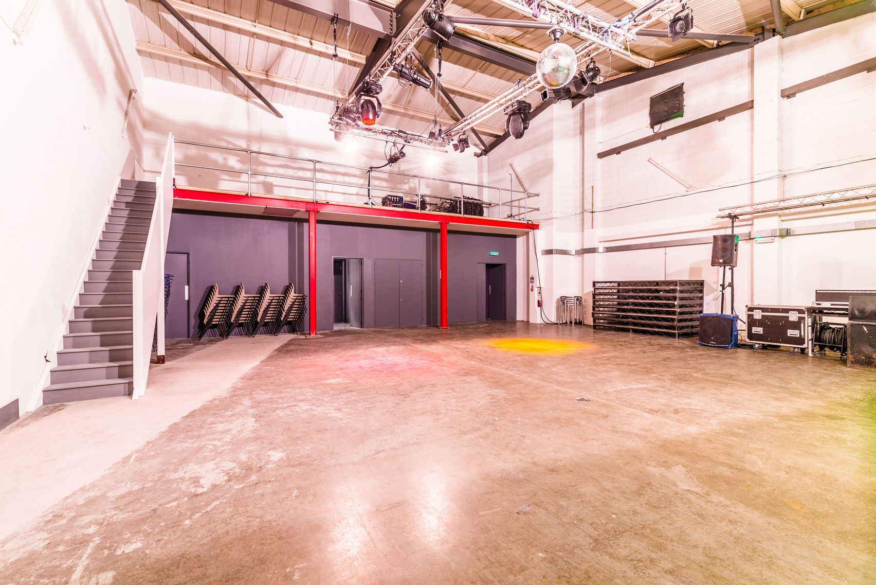 Hackney Showroom - Big Space , Hackney Showroom