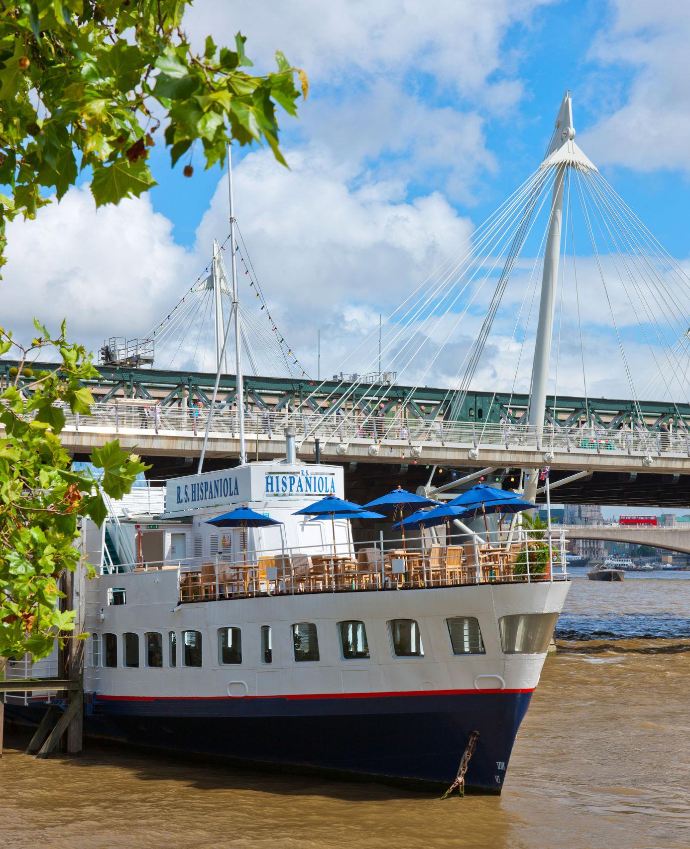 Boat Hire, R.S. Hispaniola