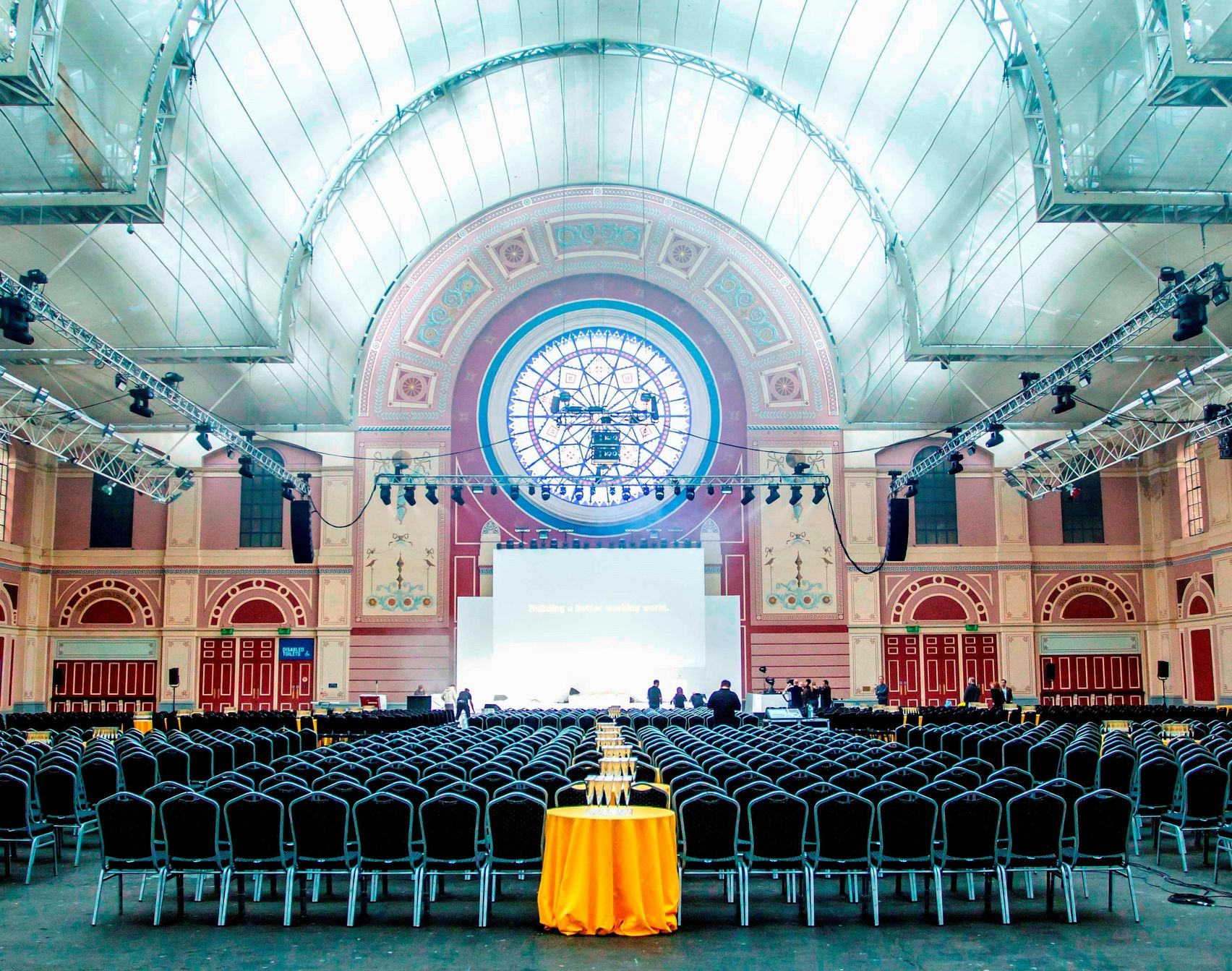 Great Hall, Alexandra Palace
