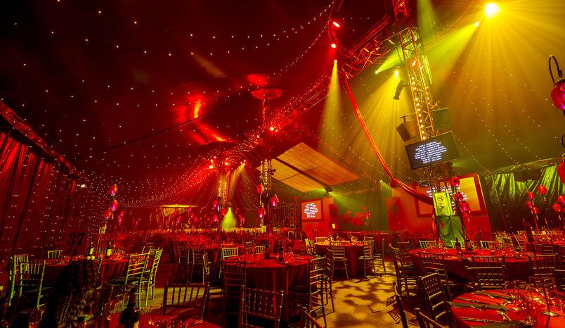 Cirque Shanghai, Bloomsbury Big Top - Exclusive Hire