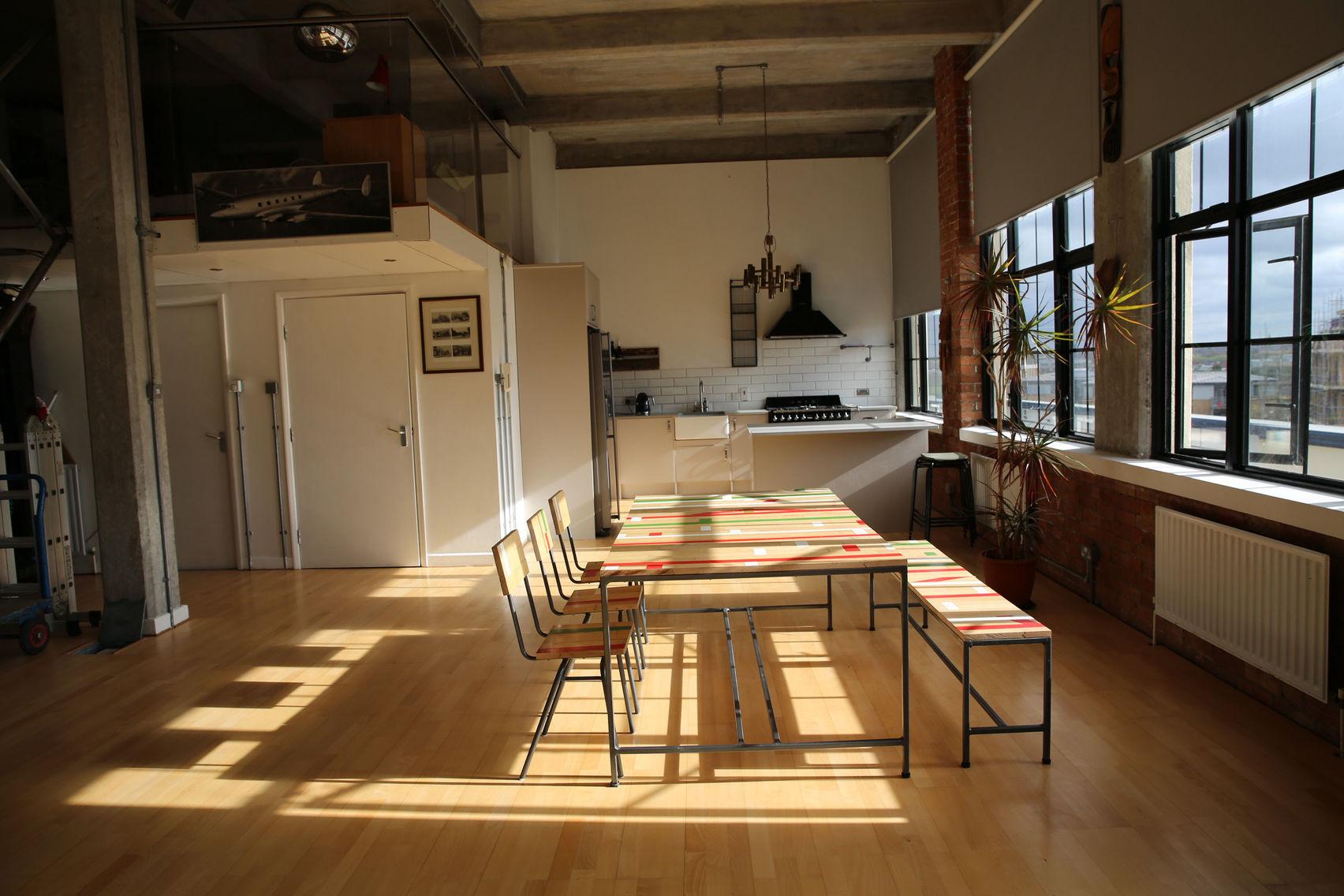 studio , leaside loft