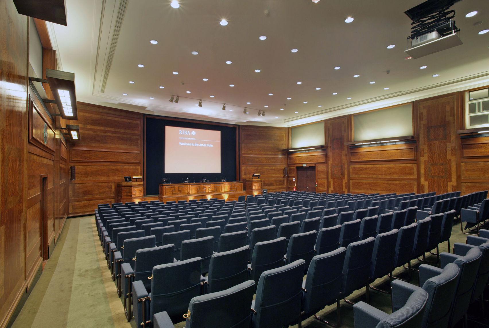 Jarvis Hall , RIBA Venues