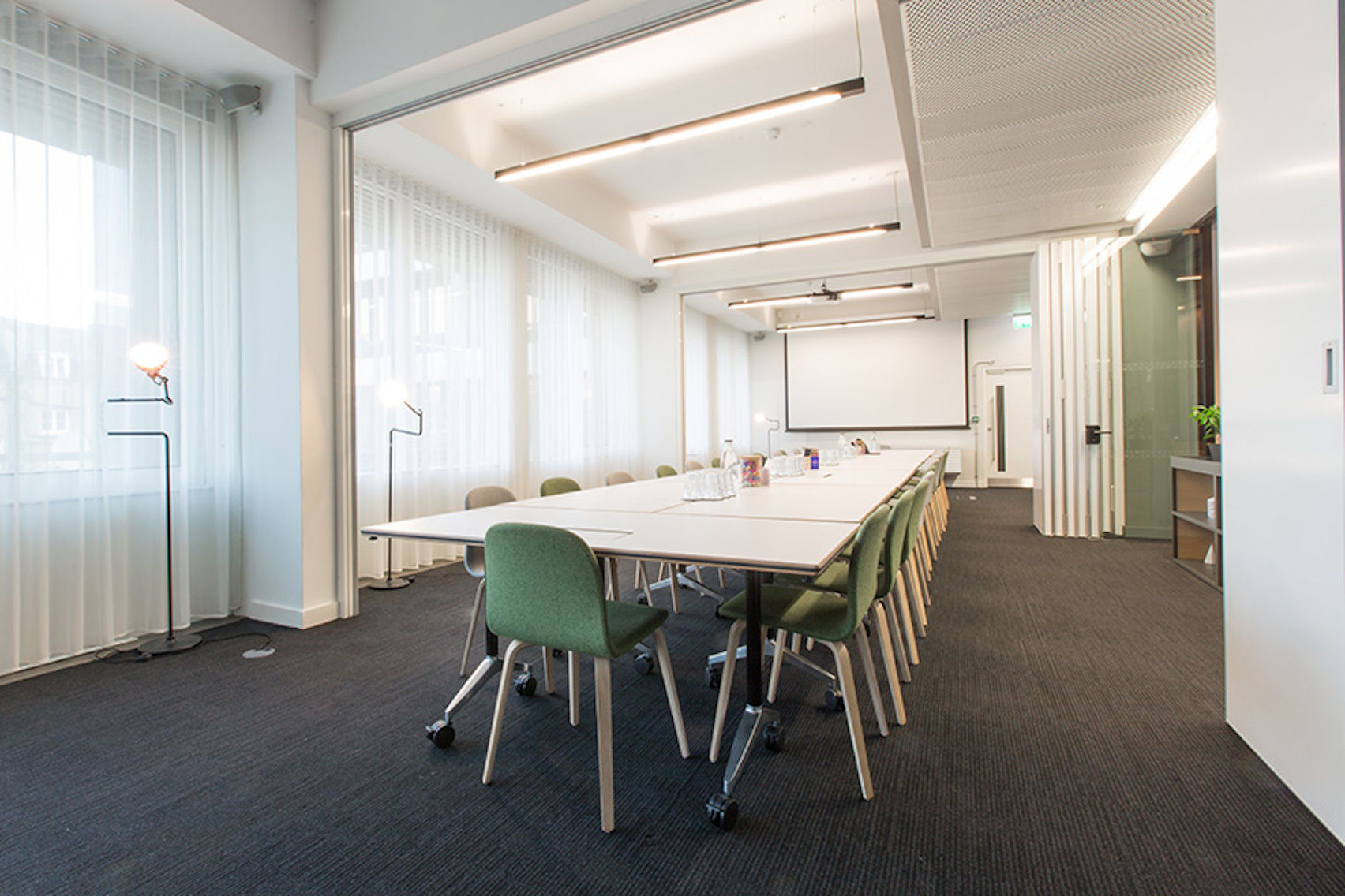 Meeting Room 5, 6 and 7, TOG Stephen Street