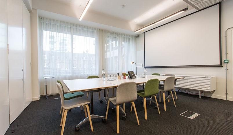 Meeting Room 7, TOG Stephen Street