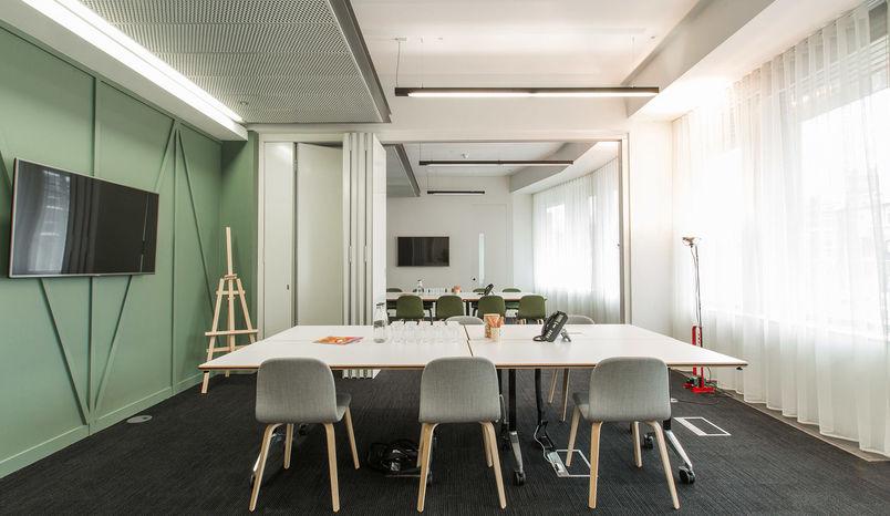 Meeting Room 6, TOG Stephen Street