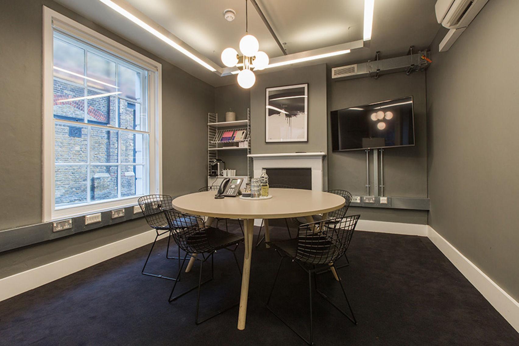 Meeting Room 1, TOG, Stanley