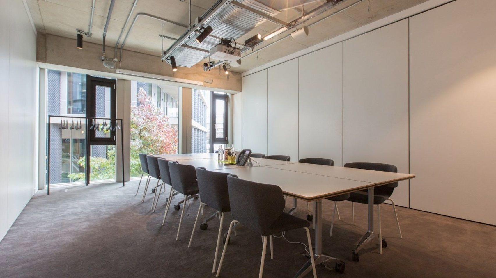 Meeting Room 7, TOG, Stanley