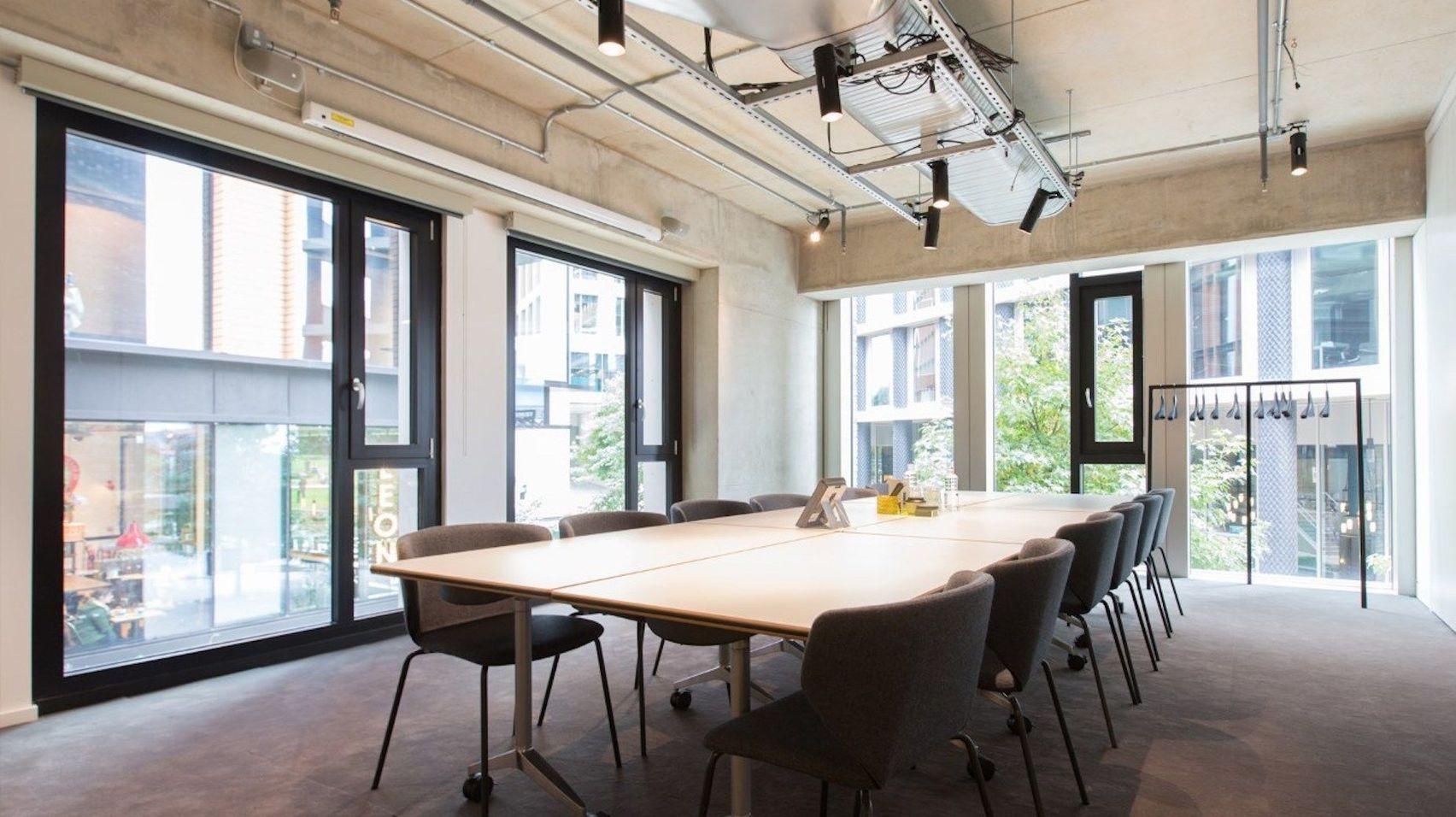 Meeting Room 8, TOG, Stanley