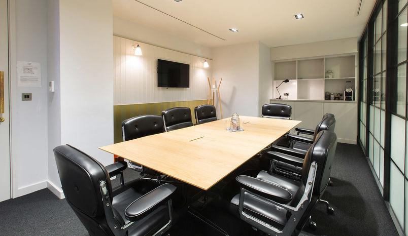 Meeting Room 1, TOG Liverpool Street