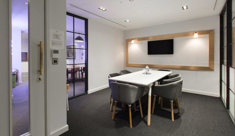 Meeting Room 2, TOG Liverpool Street
