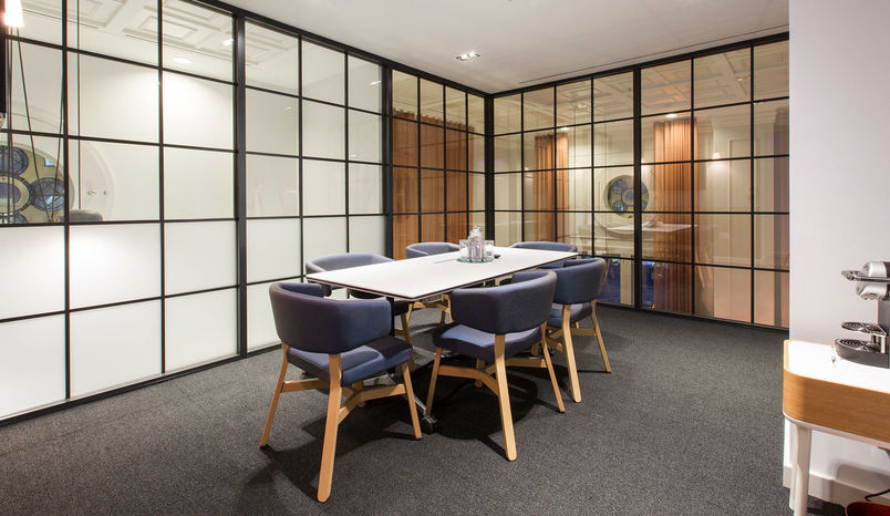 Meeting Room 3, TOG Liverpool Street