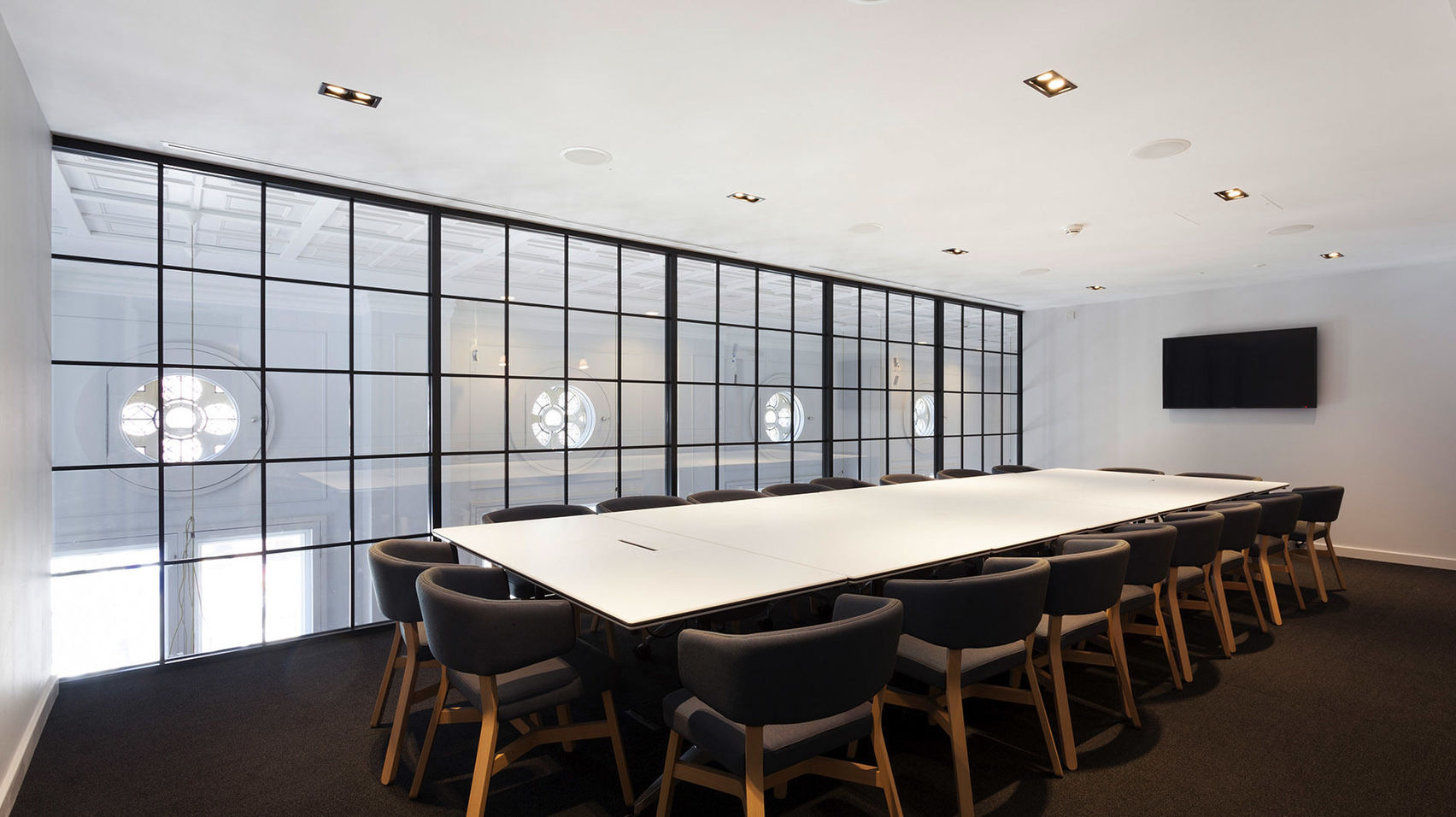 Meeting Room 4, TOG,  Liverpool Street