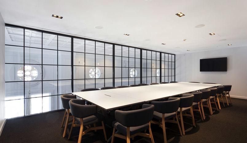 Meeting Room 4, TOG,  Liverpool Street