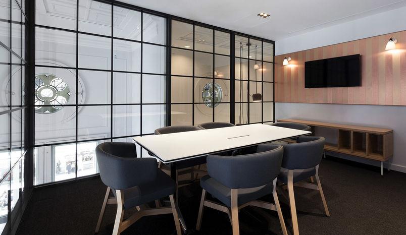 Meeting Room 5, TOG Liverpool Street