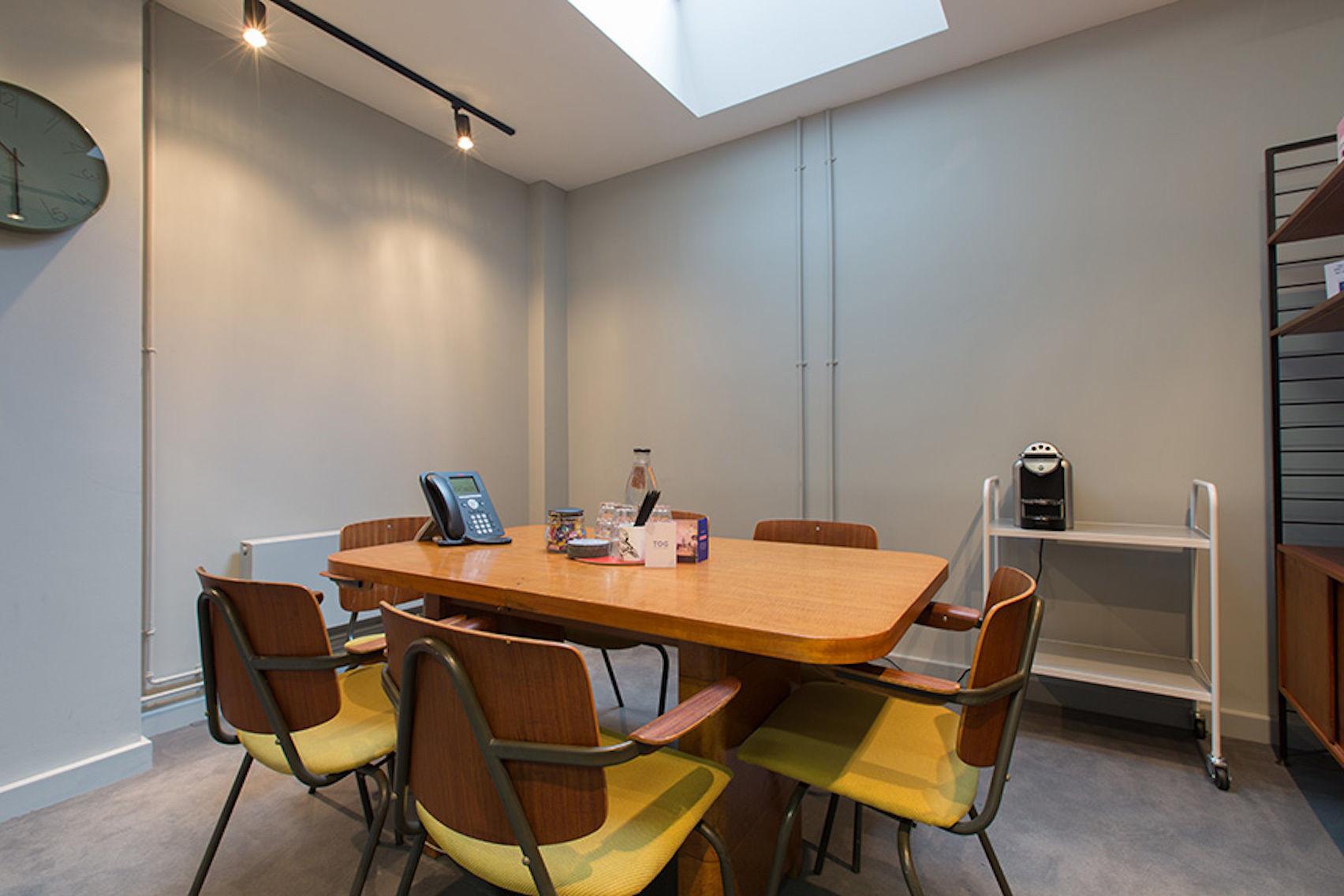 Meeting Room 5, TOG, 81 Rivington Street