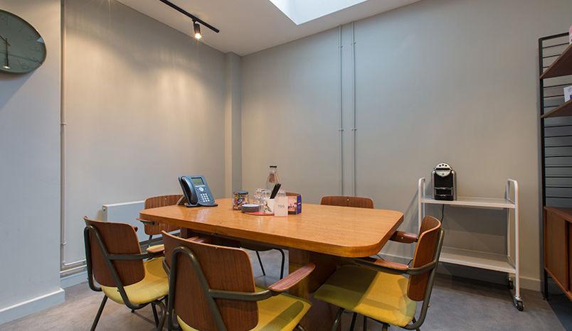 Meeting Room 5, TOG 81 Rivington Street