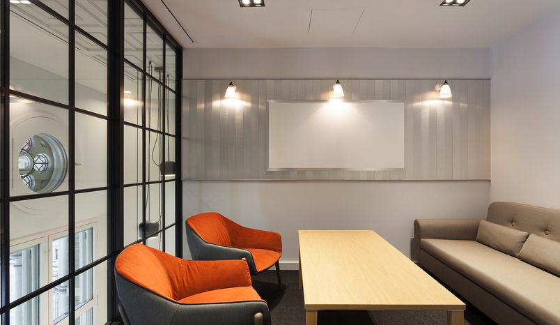 Meeting Room 6, TOG Liverpool Street