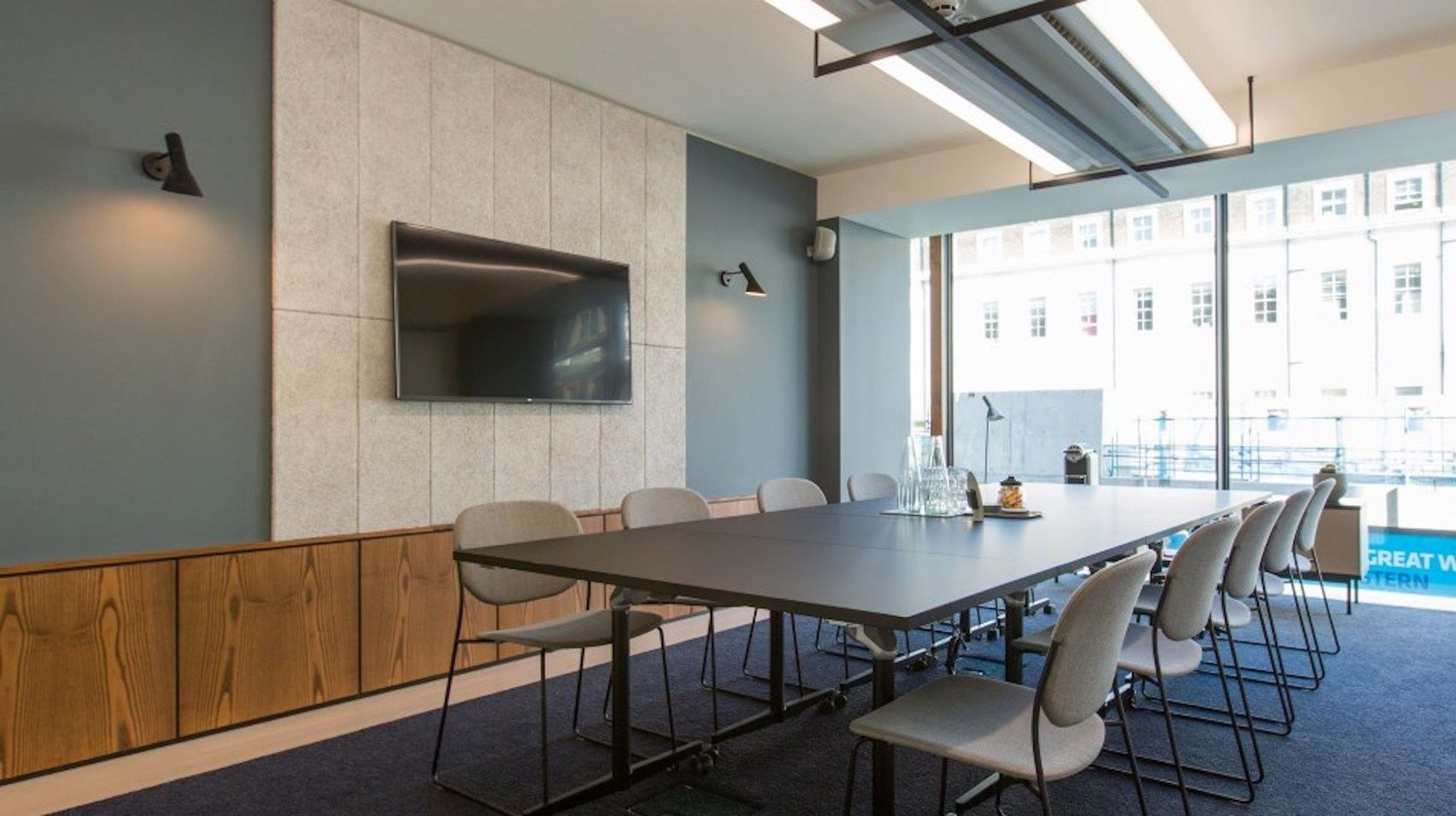 Meeting Room 2, TOG, 20 Eastbourne Terrace