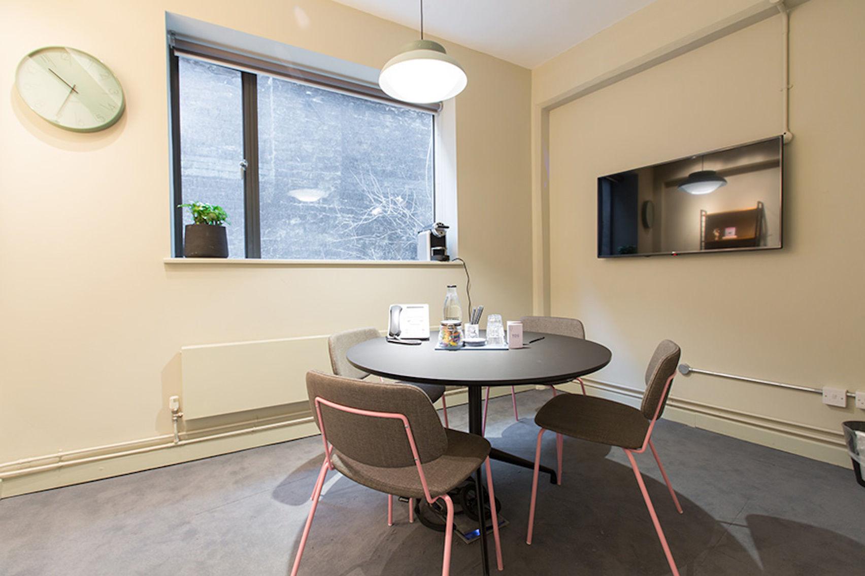 Meeting Room 4, TOG, 81 Rivington Street