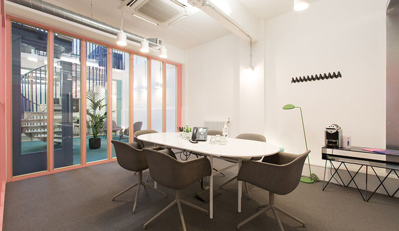 Meeting Room 2, TOG Whitechapel