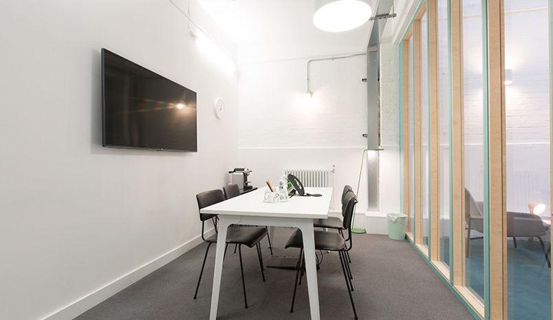 Meeting Room 3, TOG Whitechapel