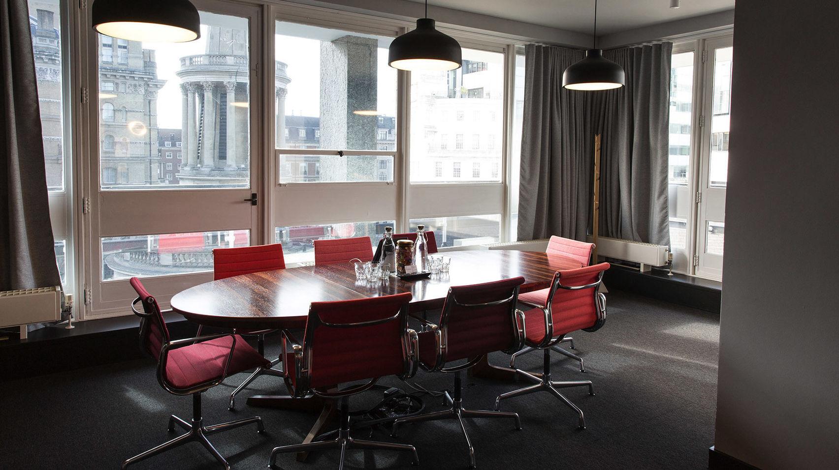 Meeting Room 13, TOG Henry Wood House